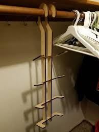 laser cut closet shoe rack 3 steps with pictures