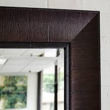 Wood Framed Mirrors For Bathroom by Custom Sized Framed Mirrors Bathroom Mirrors Large Decorative
