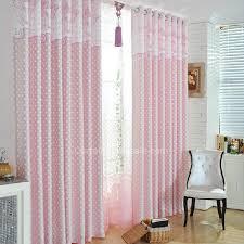 Pink Polka Dot Curtains Bedroom Polka Dots Pink Room Separators Curtains