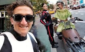 youtube stars casey neistat jesse wellens ride u0027star wars u0027 bikes