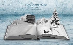 happy winter season winter book by wellgraphic on deviantart