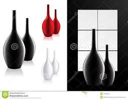 home decor modern vase vector stock photos image 19400873