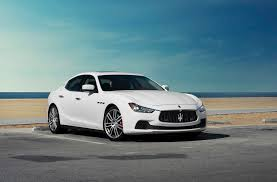 black maserati sedan 2014 maserati ghibli s q4 first test motor trend