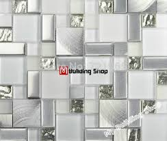 stainless steel mosaic tile backsplash best 25 stainless steel backsplash tiles ideas on pinterest