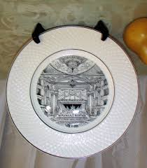 the philadelphia academy of spode plate phantastic phinds