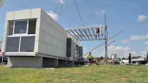 granny flats modular prefabricated container home the milan