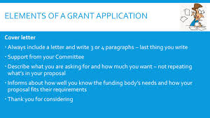 writing grants and grant success stories workshop 2 friday 19