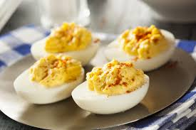 deviled egg dishes the best deviled eggs the country cook