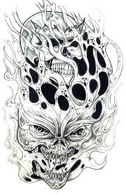 skull design tattooshunt com