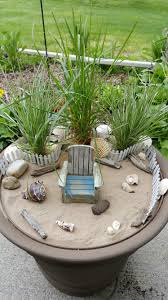 beach fairy garden i wonder if this would help me to