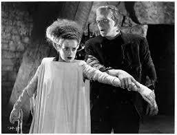 boris karloff as frankenstein monster is highlight of halloween