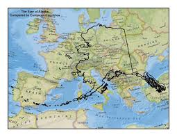 Where Is Alaska On A Map by Mail Bag What Do You Think The Biggest Misconception Of The