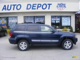 jeep cherokee blue 2006 jeep cherokee limited news reviews msrp ratings with