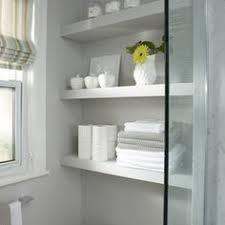 Contemporary Bathroom Shelves Delectable 60 Contemporary Bathroom Shelves Design Ideas Of 15