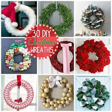 christmas wreath christmas wreaths 30 diy christmas wreath ideas you can make