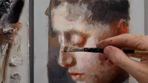 how to paint natural skin tones with acrylics u2013 portrait course