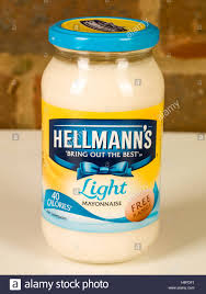 hellmans light mayo nutrition hellmans stock photos hellmans stock images alamy