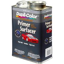 duplicolor primer surfacer gray 128 oz gallon bg920 bg910