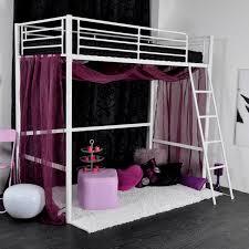 chambre lit mezzanine chambre fille lit mezzanine maison design hosnya com