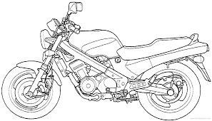 the blueprints com blueprints u003e motorcycles u003e honda u003e honda ntv