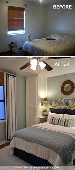 how to make ceiling look higher creative ways to make your small bedroom look bigger hative