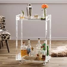 Furniture Home Decor Food Wine Gifts World Market Acrylic Bar Cart World Market