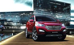 hyundai santa fe car price hyundai santa fe 2wd price features car specifications