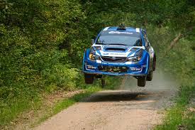 rally subaru subaru rally team usa fly in 360 degrees at ojibwe forests rally