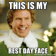 Gym Rest Day Meme - your complete guide to rest days and a peek into the importance of rest