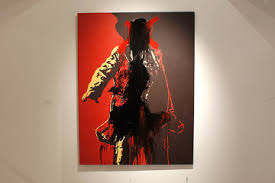 Image Gallery Controversial Paintings - south africa controversial painting the spear riles up president