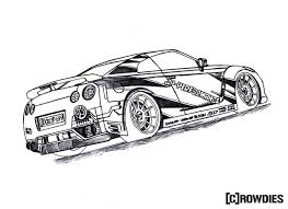 nissan silvia drawing 26 best my illustration images on pinterest automobile wide
