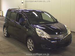nissan note 2009 interior used nissan note 2009 aug black for sale vehicle no za 51908