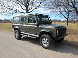land rover ninety 1997 land rover defender 110 for sale 1844394 hemmings motor news
