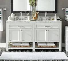 double bathroom vanities pottery barn