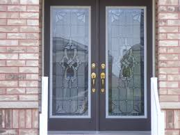 stained glass for front door front doors wonderful glass inserts for front door replacement