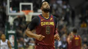 wade demotes himself to bench jr smith to start for cavs