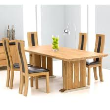 6 seater oak dining table table and 6 chairs interesting design 6 seat dining table majestic
