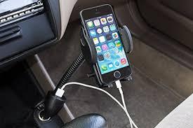 porta iphone auto arkon smartphone porta accendini zoccolo montaggio per auto con il