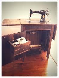 Antique Singer Sewing Machine And Cabinet Singer 66k Treadle Sewing Machine Sue U0027s World