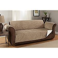 Amazon Furniture Sofas by Amazon Com Sure Fit Sf45036 Deluxe Non Skid Waterproof Pet Sofa