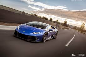 Lamborghini Huracan Paint Protection And Wraps Protective Film