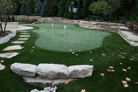 Putting Green In Backyard by Putt In Your Backyard Fs Sports Llc