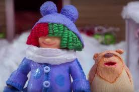 christmas claymation sia shares candy claymation for everyday is