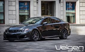 lexus canada lexus isf showing some love from canada click here velgen wheels