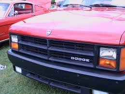 Dodge Dakota Trucks - 1989 dodge dakota sport convertible truck red lakeplacid072515