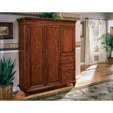 Armoire Drawers Red Barrel Studio Buckeye Armoire Desk With 3 Drawers U0026 Reviews