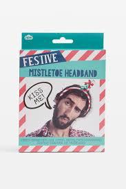 mistletoe headband mistletoe headband topshop