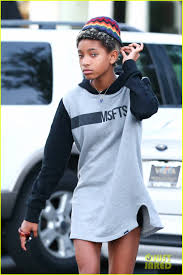 Mike Tyson Clothing Line Willow Smith Reps Older Brother Jaden U0027s Msftsrep Clothing Line