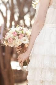 Bridal Bouquet Cost Wedding Bouquet Breakdown With A Delicate Petal