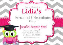 preschool graduation invitations graduate invites amusing preschool graduation invitations ideas